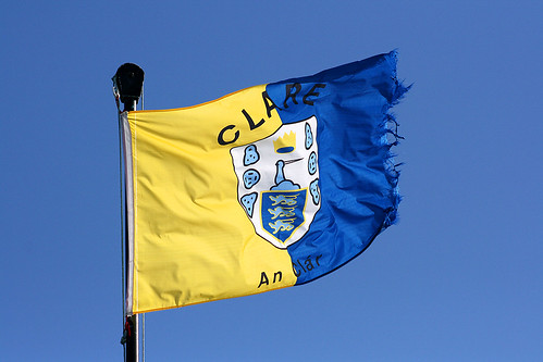 County Clare flag