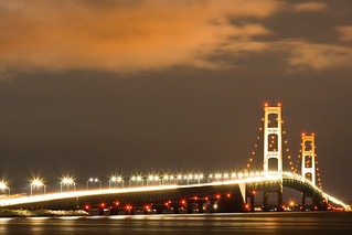Mackinac Bridge | by ThreeIfByBike