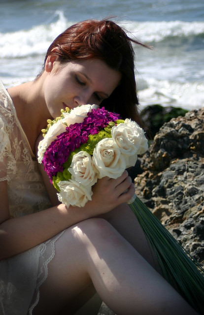 TTD colorful bouquet