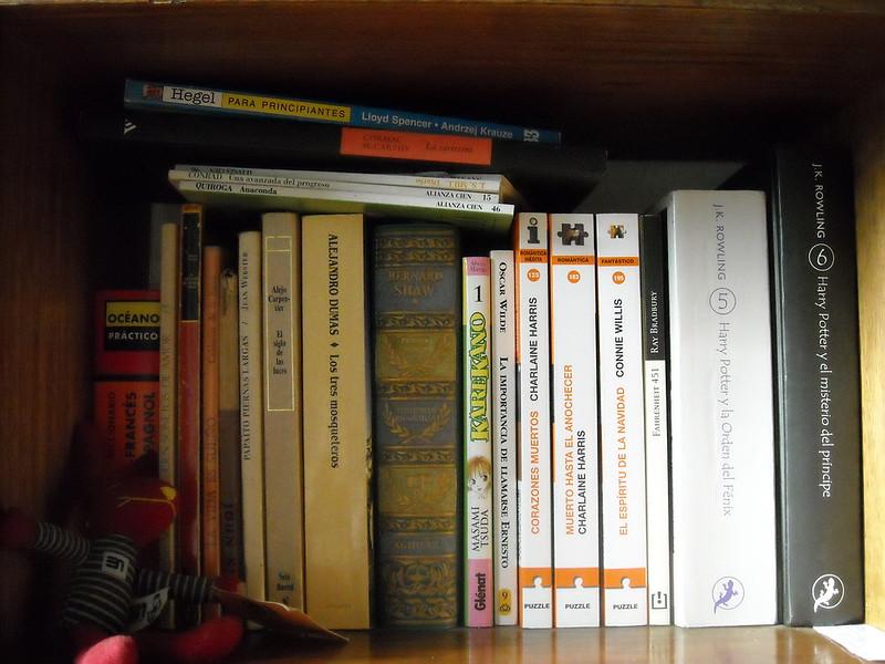 Libros!