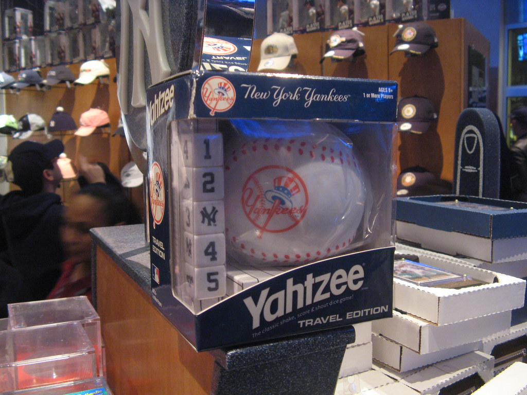 promo code 3a05d 3c151 Yankee Stadium Team Store, 09/16/09: you need this Yankees ...