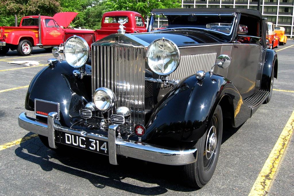 0534 1936 Rolls Royce