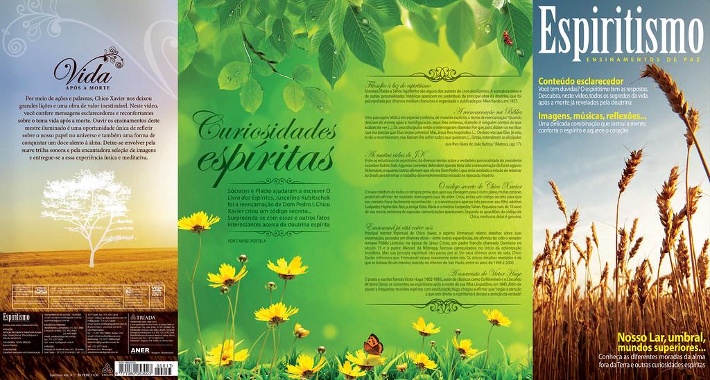 espiritismo #17 > folder > frente | espiritismo #17