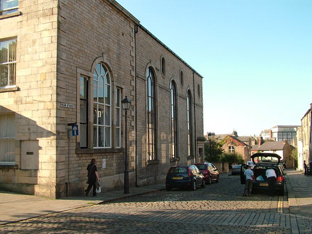 Palatine Hall, Dalton Square, Lancaster, UK