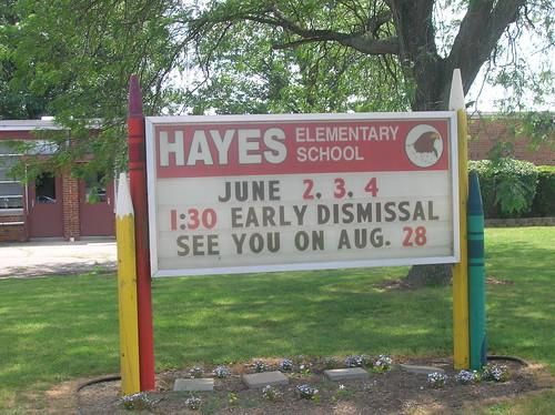 Hayes Elementary School--Hamilton, Ohio - an album on Flickr