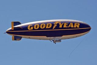 The Goodyear Blimp | by Armchair Aviator