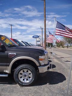 patriotism sells trucks | by cjc4454