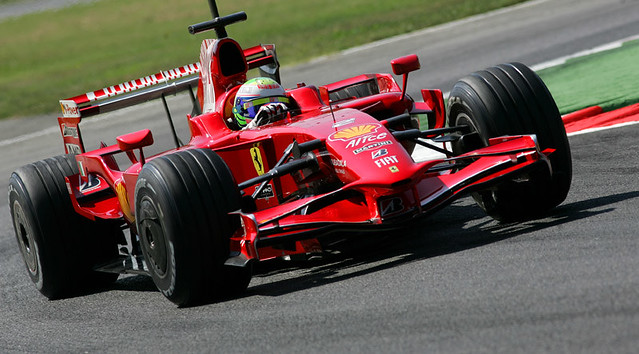 Image result for 2008 ferrari massa
