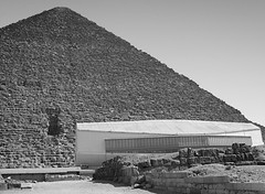 Khufu and the Solar Boat Museum