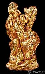 Crystalline gold found near Nundle