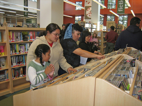 Marketplace CDs | by San José Public Library