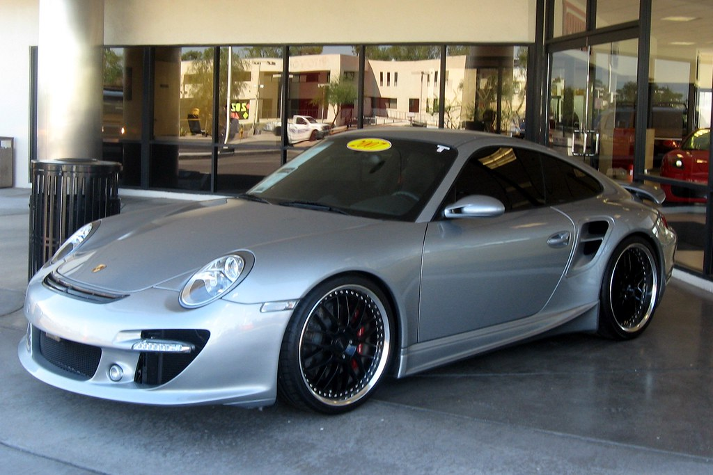 Modified Porsche 997 Turbo This Turbo Has Over 50 000 In Flickr