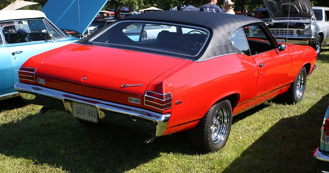1969 Beaumont 2 door hardtop