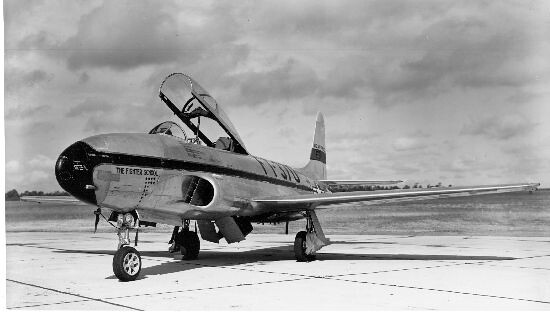 Lockheed : T-33A : Shooting Star
