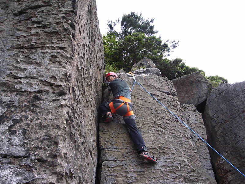 2008上半年山茼蒿嚮導訓練營