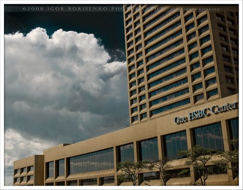 One HSBC Center | Yeah I know nothing really special here ag