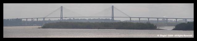 Puente Rosario-Victoria - Rosario - Argentina
