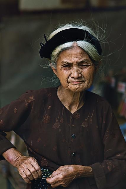 OLD IN HANOI...