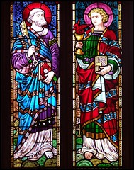 St Peter and St John