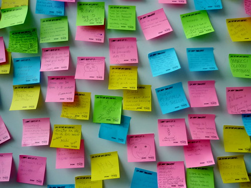 Post-it! | by papilly
