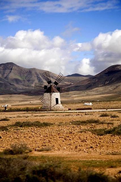 Fuerteventura, Islas Canarias (España)