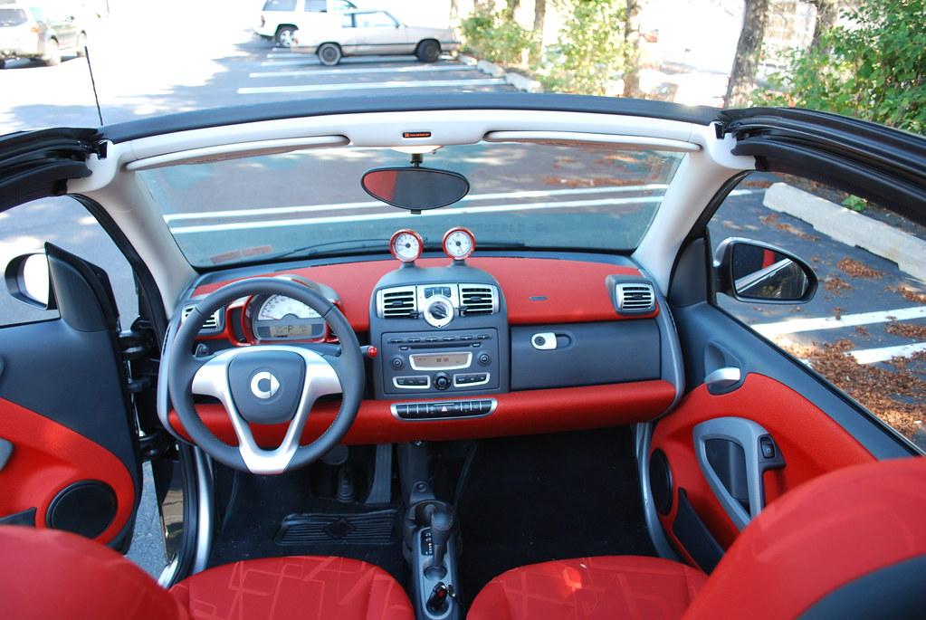 Smart Car Interior >> Smart Car Interior Whipix Flickr