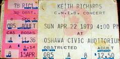 Rolling Stones 1979 ticket stub | by Jeff | concertaholics.com