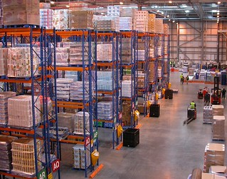 Distribution centre | by Nick Saltmarsh