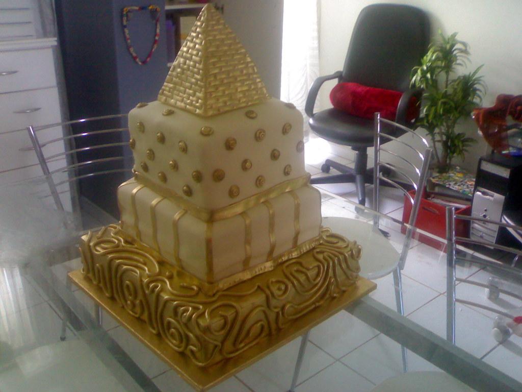 Miraculous Egyptian Themed Birthday Cake Zaheera Badat Flickr Funny Birthday Cards Online Necthendildamsfinfo