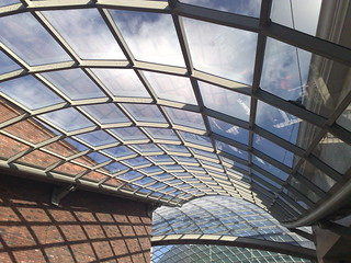 Cabot Circus Roof | by James F Clay