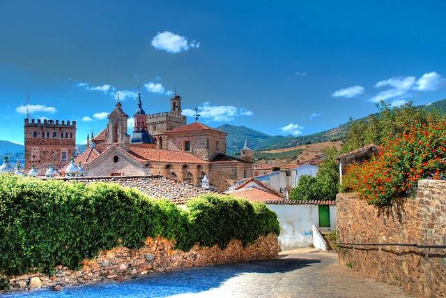 Cáceres — Guadalupe — Real Monasterio de Santa María de Guadalupe
