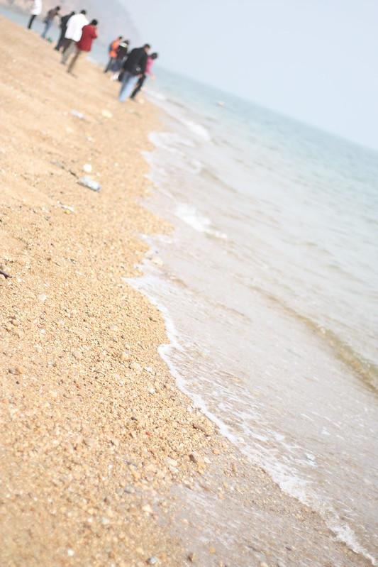 棒棰岛沙滩