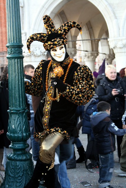 Costume during Carnivale