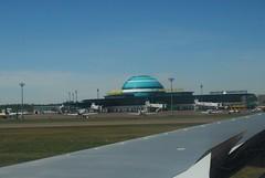 Flughafen Astana
