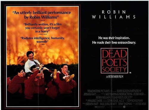 Image result for dead poets society movie poster