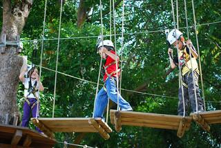Bedok Reservoir Forest Adventure Children Having Fun Fred Sg Flickr