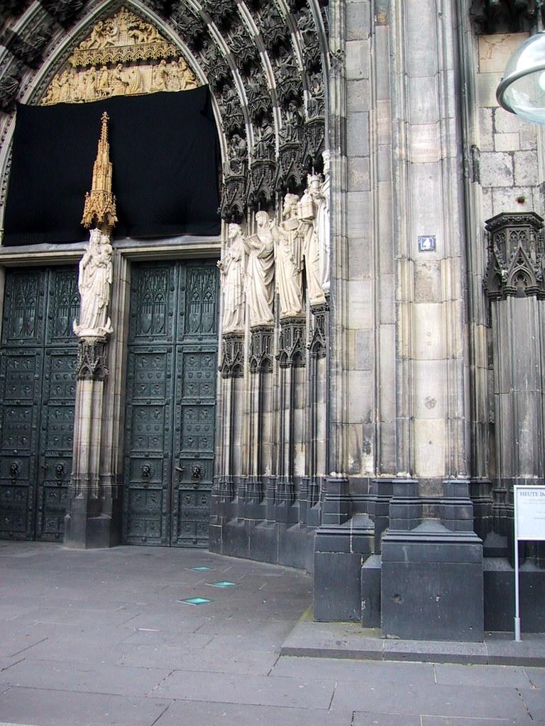 Warum Hat Der Kölner Dom Eine Hausnummer