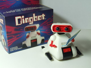 Dingbot Lot | by stoic