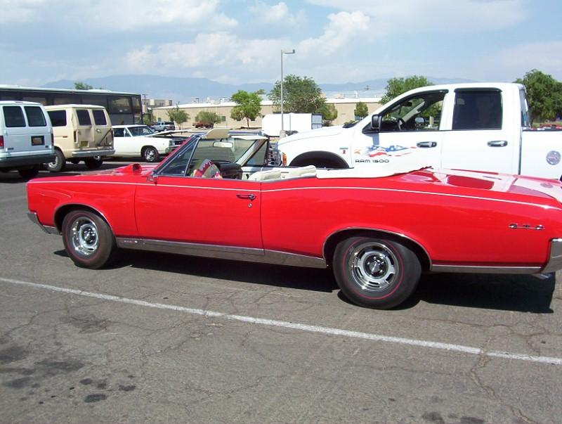 1967 Pontiac Gto Side View Mark Potter 2000 Flickr