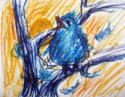 Bird Molting   by brweaver