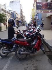 bike in Salta, Argentina