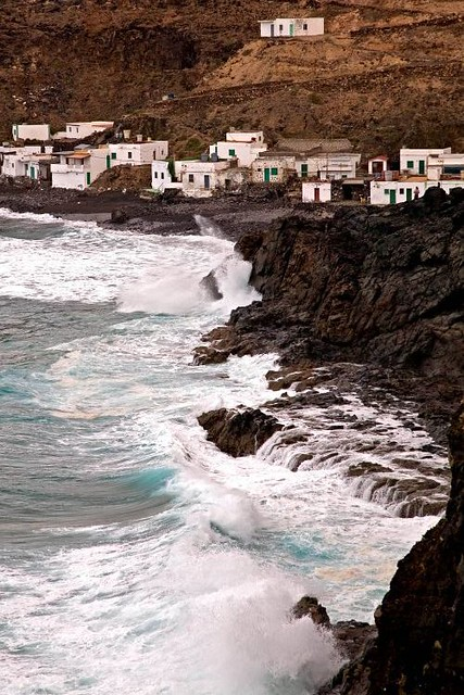 Los Molinos, Fuerteventura, Islas Canarias (España)
