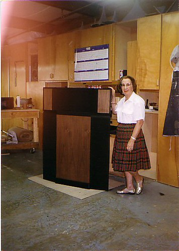 Klipschorn Jubilee Prototype and Valerie | SETI 42 | Flickr