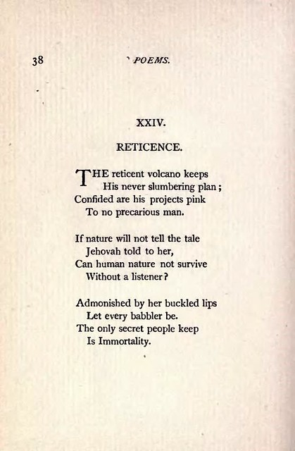 Emily Dickinson Poems About Love 3