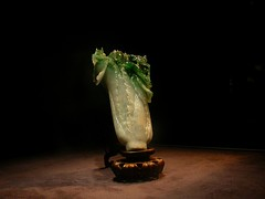 Jadeite Cabbage in NPM of Taipei | by snowyowls_