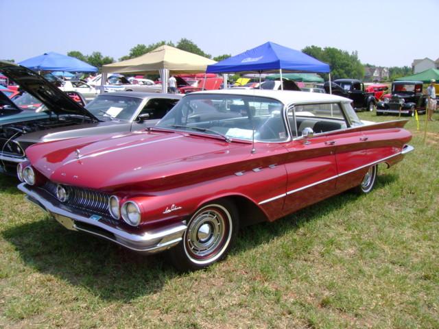1960 Buick LeSabre 4-door hardtop