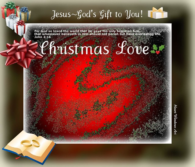 Christmas Love: Why Jesus Came. He was born so we could be born again. Here's how...