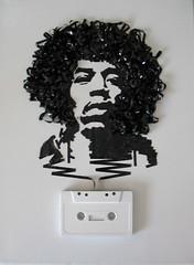 Ghost in the Machine: Jimi Hendrix | by iri5