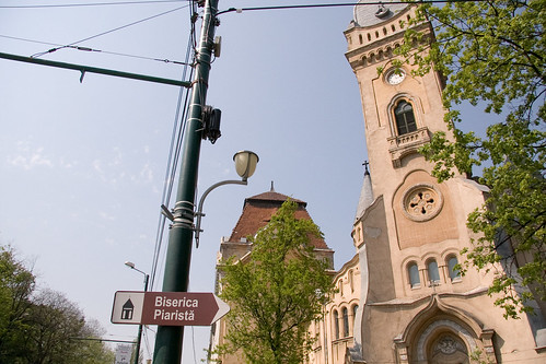 Biserica Piarista din Timisoara
