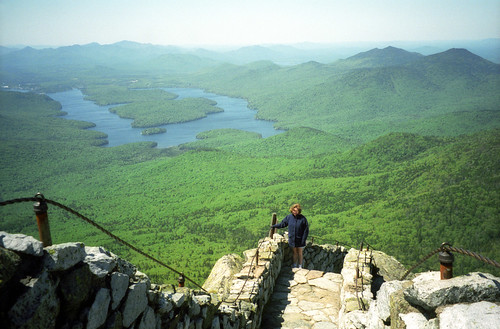mountain adirondacks 1998 sue whiteface faved may1998 justsue